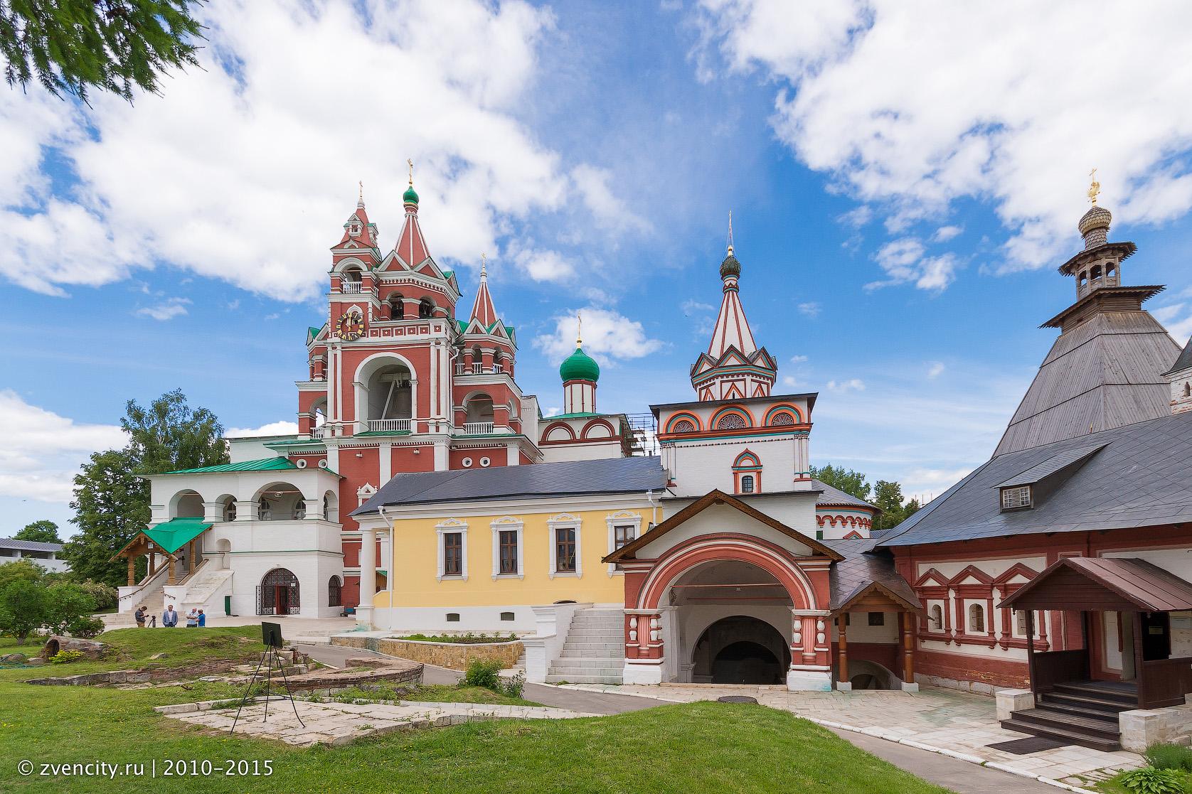 звенигород московская область фото города второе величине