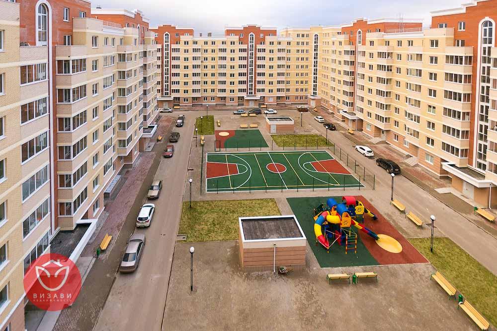 в Звенигороде cиротам выделили квартиры