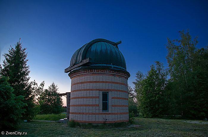Дни открытых дверей в обсерватории