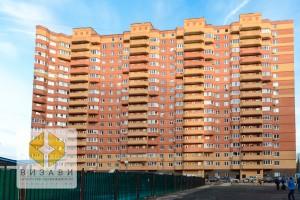 Супонево 7, 2к квартира, этаж 17