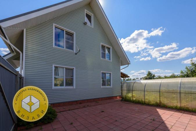 Земледелец, дом 230 м², участок 6 соток