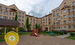 Евро-3к квартира, Садовая 1, этаж 3
