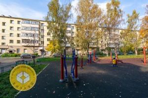 Пролетарская 14, 1к квартира, этаж 5