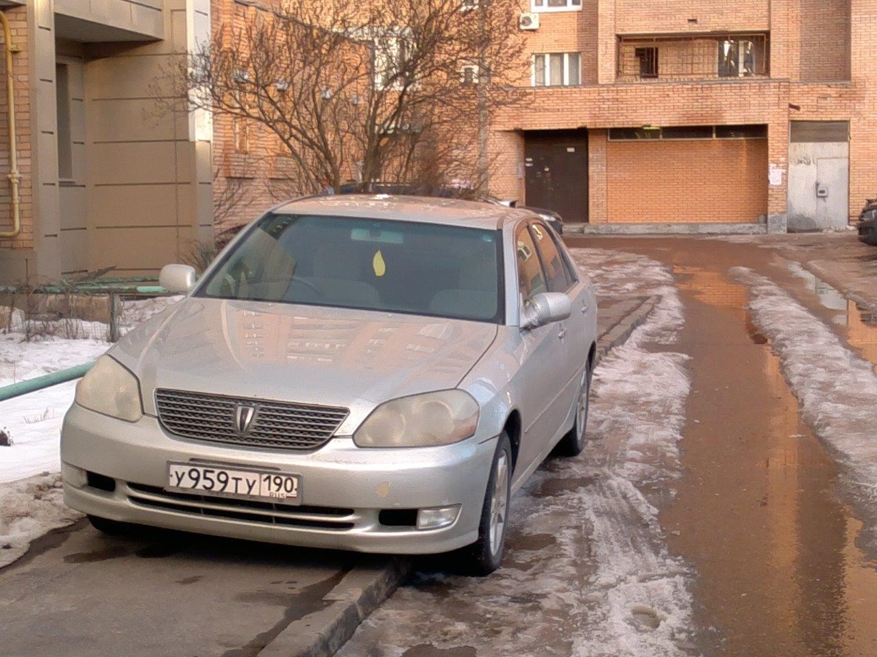 Ситуация с тротуаром у дома №6 по Нахабинскому шоссе