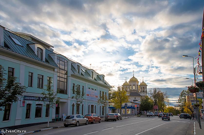 Звенигород вошел в тройку лучших экскурсионных городов