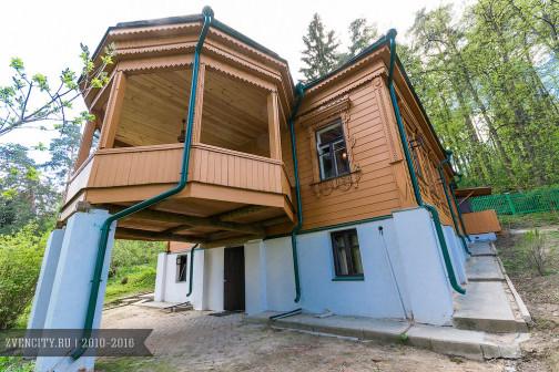 Дом-музей Михаила Пришвина