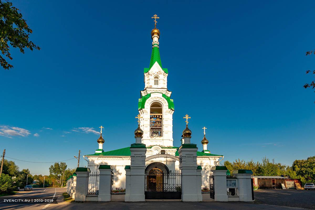 Фотопрогулка по храмам