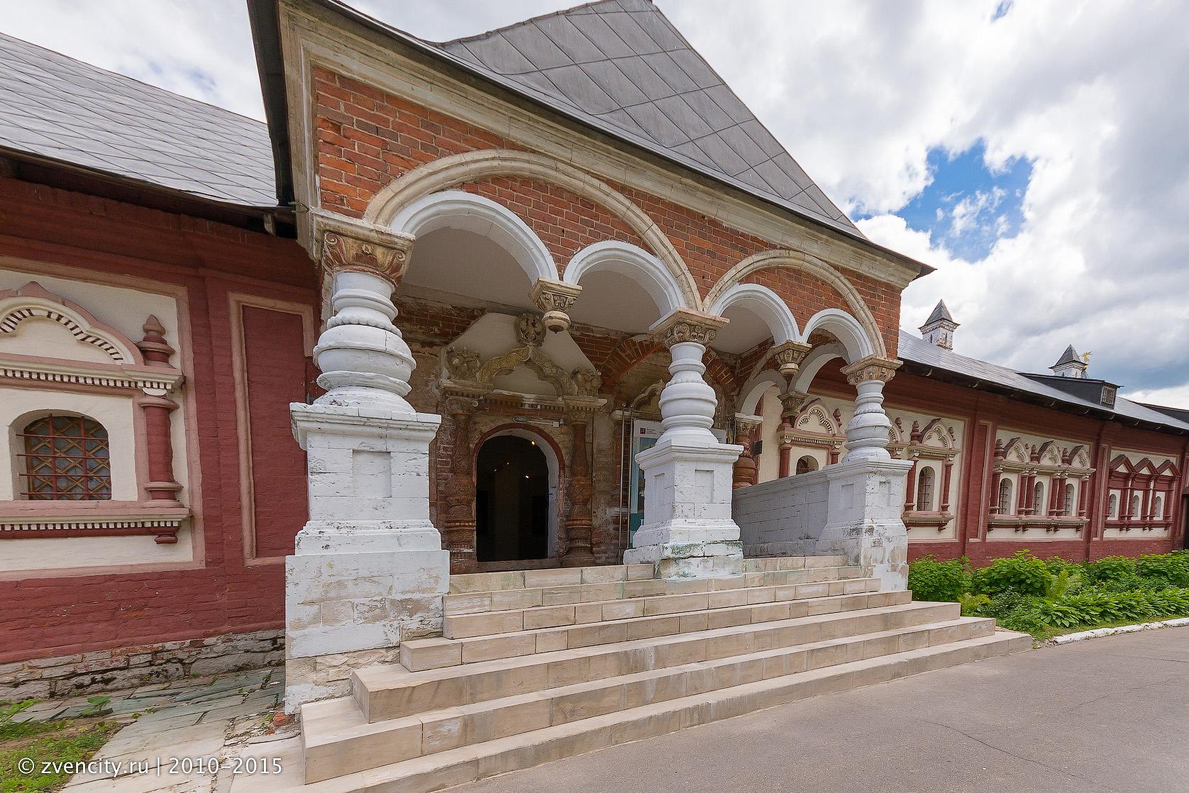 В Звенигородском музее прибыло