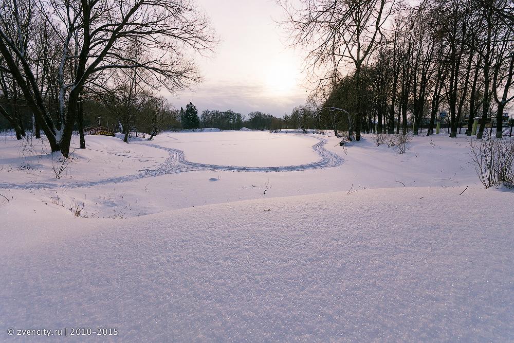 Зимняя фотопрогулка по окрестностям