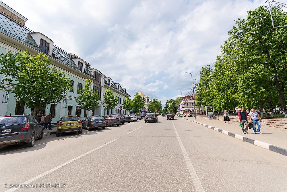 Первый этап создания пешеходной зоны завершат в сентябре
