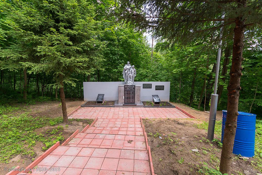 Реконструкция мемориального комплекса в