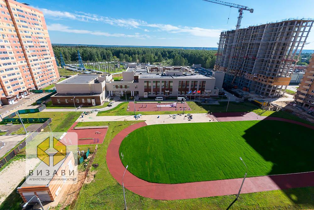 Четвёртая школа в Звенигороде открыта!