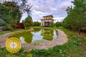 Ивановка, дом 266 м², участок 15 соток