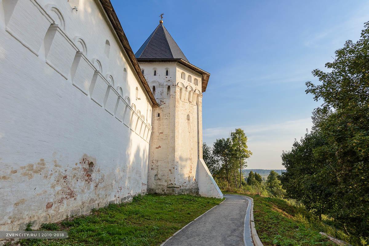 Саввино-Сторожевский монастырь в сентябре 2018 года