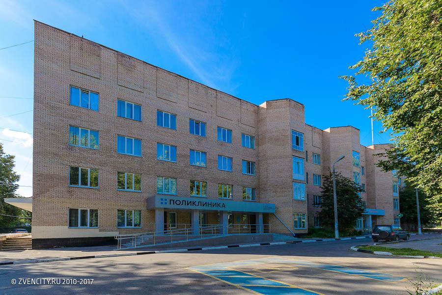 Ремонт поликлиники в Звенигороде завершат в 2019 году