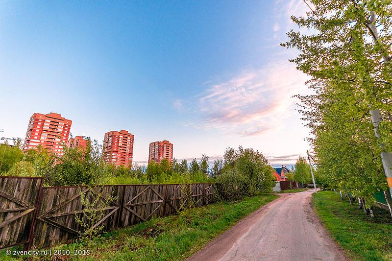 Прогулка по деревне Супонево