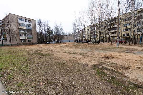 Капитальный ремонт квартала Маяковского