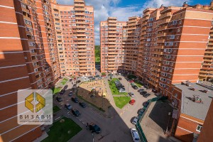 Супонево 6, Евро-2к квартира, этаж 13