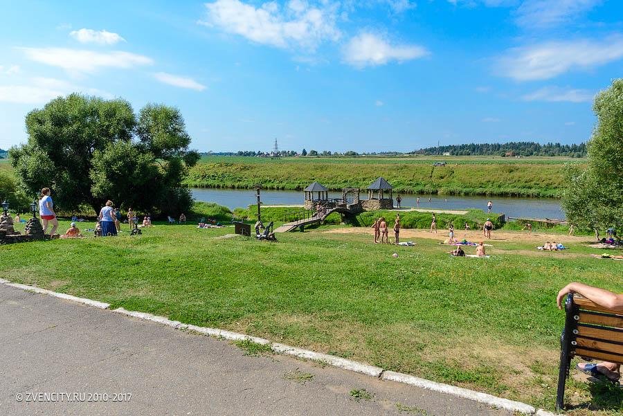 В Московской области открыт купальный сезон