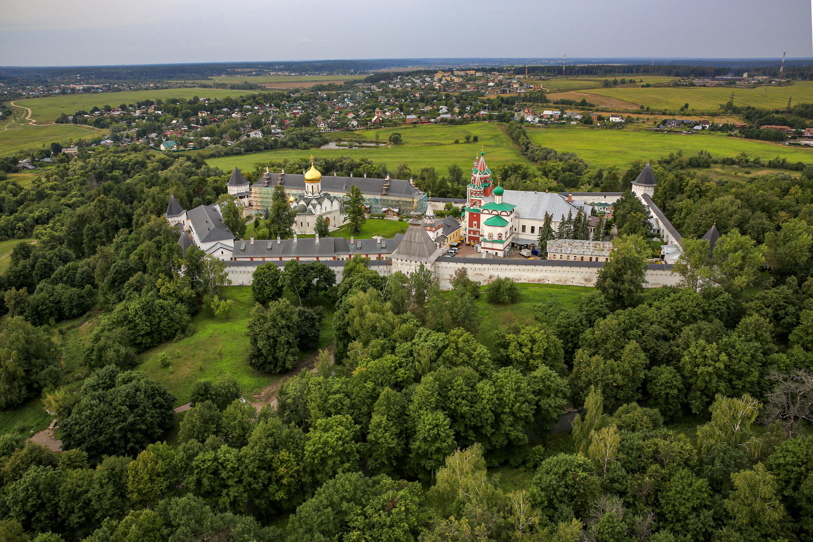 Поддержим Звенигород на конкурсе туристических кластеров