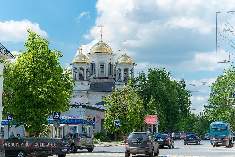 Звенигород вошел в Топ-3 малых городов России