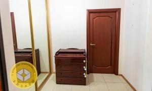 1к квартира, Чехова 1, этаж 3