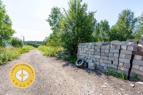 д. Агафоново, участок 55 соток, ИЖС