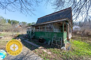 Звенигород, Дютьково, дом 40 м², участок 10 соток