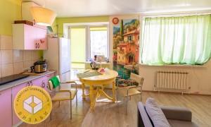 1к квартира, мкр Ракитня 12б, этаж 2