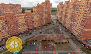 Евро-2к квартира, Супонево 3, этаж 15