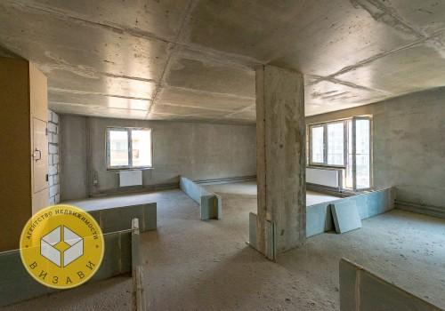 2к квартира, Макарова 19к2, этаж 4
