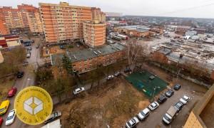 2к квартира, Спортивная 12, этаж 11