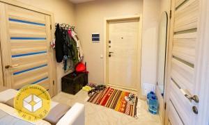 2к квартира, Фабричного 18, этаж 2