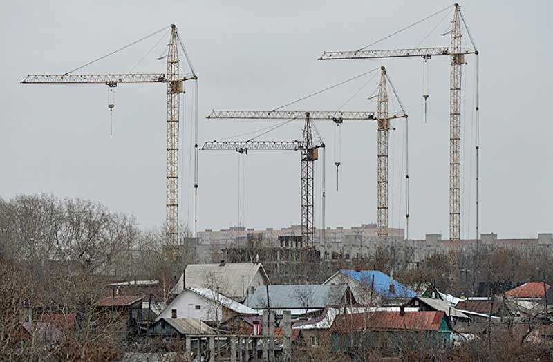 ЖК на 12 тысяч человек планируется построить в Звенигороде