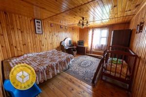 Чернобылец, дом 100 м², участок 6,5 соток