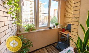 3к квартира, Нахабинское ш. 1к2, этаж 4