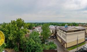 5к квартира, Комарова 17, этаж 5