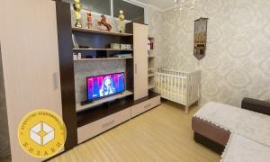Евро-2к квартира, Спортивная 12, этаж 9