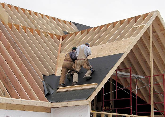 Крыши для частных домов
