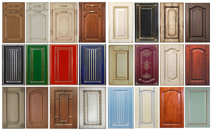 Мебельные фасады из МДФ от производителя