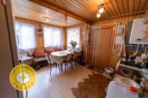 Фрунзе, дом 45 м²
