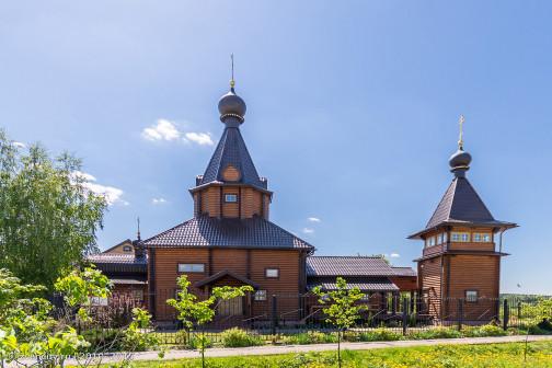 Троицкий храм в Козино