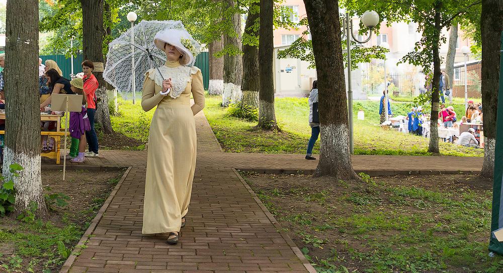 Чеховский день в Звенигороде и 95-летие Звенигородского Музея