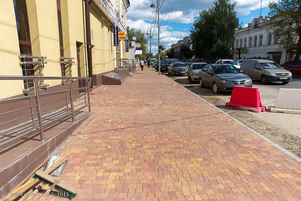 Как дела на улице Московской?