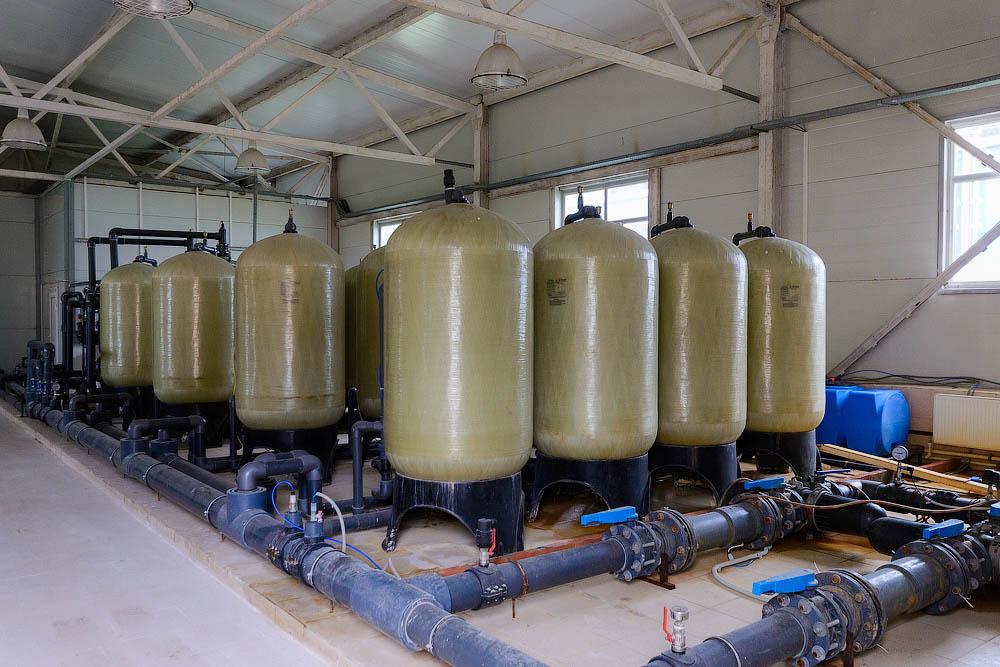 Чистая вода для Звенигорода