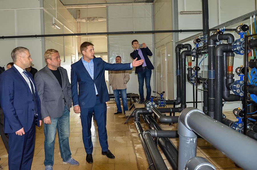 Максим Сураев посетил ВЗУ-4 в Звенигороде