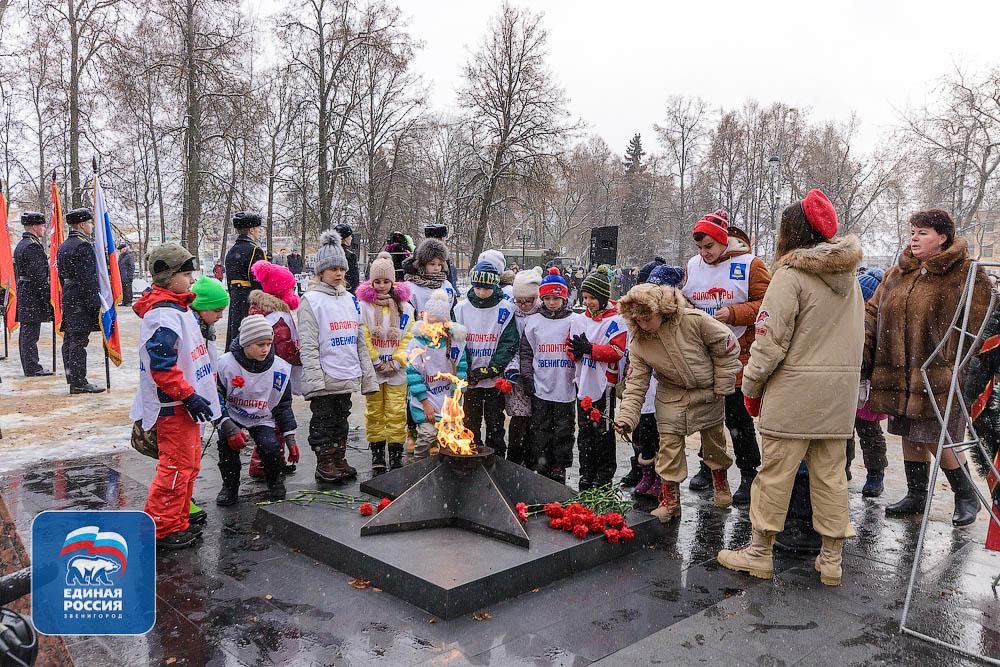76 годовщина контрнаступления под Москвой