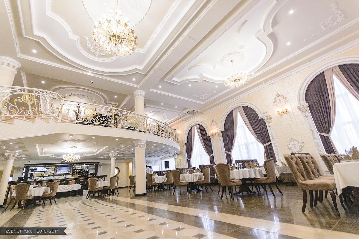 В Звенигороде открылся ресторан «Эль-Гранж»