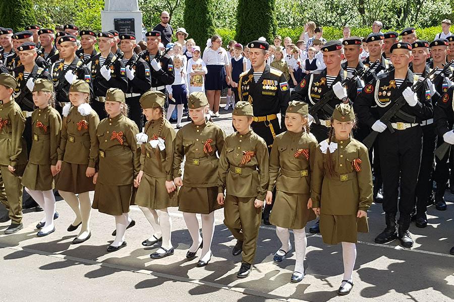 Накануне 73-й годовщины Победы в Великой Отечественной войне…