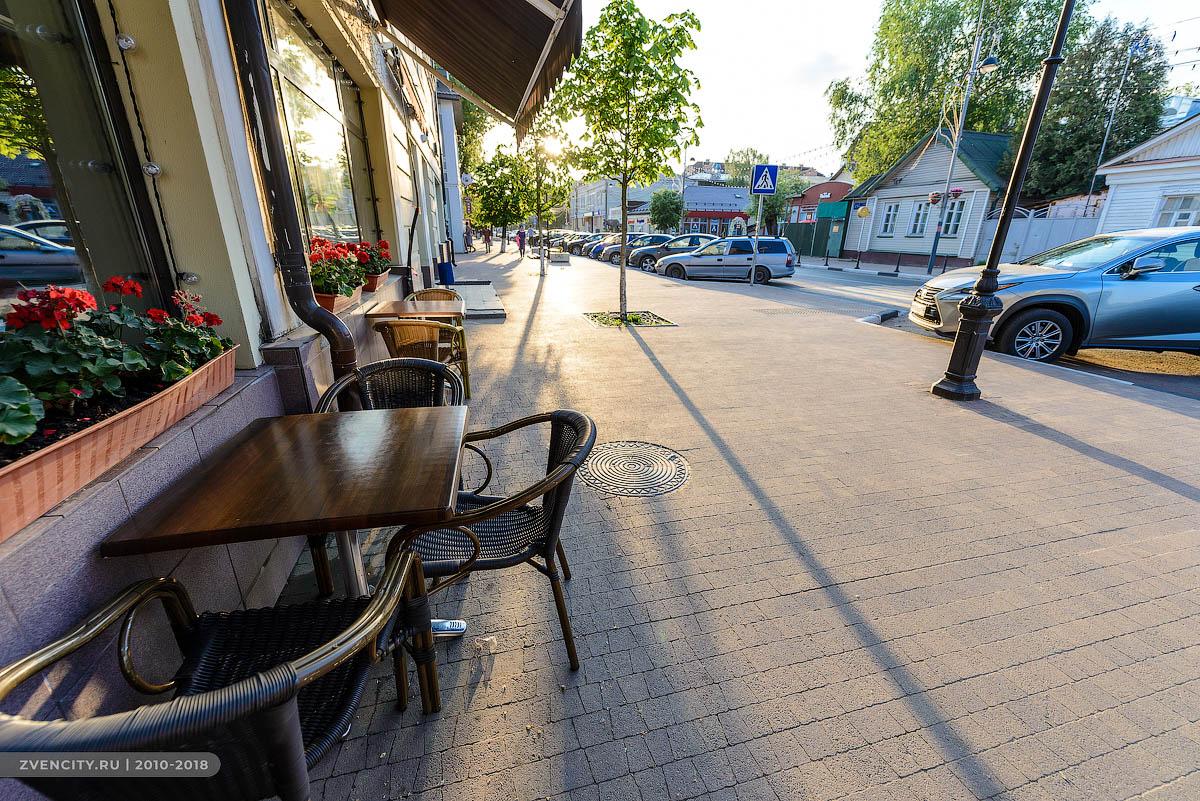 Звенигород – гостиный город